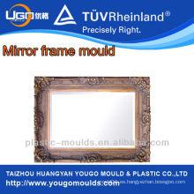 Molde de marco de plástico para la decoración de la casa