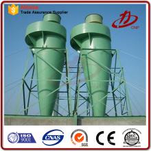 Equipement d'extraction de poussière multi-cyclone collecteur de poussière