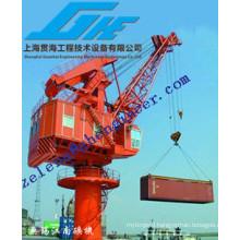 Single Jib Portal Crane