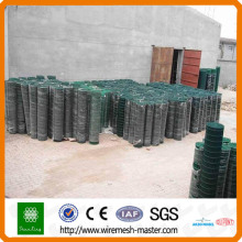PVC coated electro steel welded wire mesh