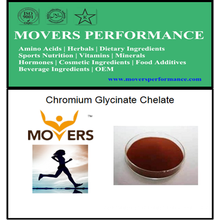Chélate de glycinate de chrome de haute qualité