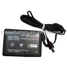 AC adaptor for Panasonic NV-VZ18GC-S Video Camcorder (AC adapter/dc adapter/digital camera adapter)