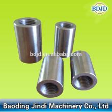 45# Carbon Steel Parallel Thread Mechanical Rebar Coupler