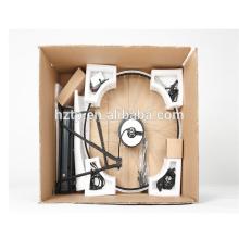 Bicicletas eléctricas bicicleta motor de eje trasero / frontal 36V DIY fácil montar kit de conversión