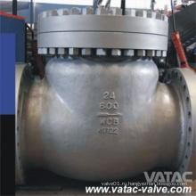 A216 Wcb / Lcb / Wc6 / Wc9 / CF8 / CF8m Поставщик запорного клапана для литья под давлением