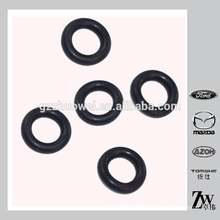 Small Rubber 'O' ring Para Mazda 3 5 6 Parte do carro OEM: L309-13-253