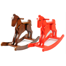 Factory Supply Rocking Horse Toy-Wooden Horse Rocker
