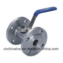 Фланцевый шаровой клапан Ss304 150lb 1PC