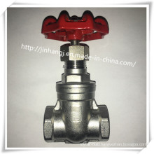 Gate Valve 200wog Thread Bsp/BSPT/NPT