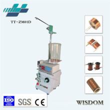 Machine d'enroulement uniaxiale positive de la sagesse Tt-Zm01d pour le transformateur, relais, solénoïde, inducteur, ballast