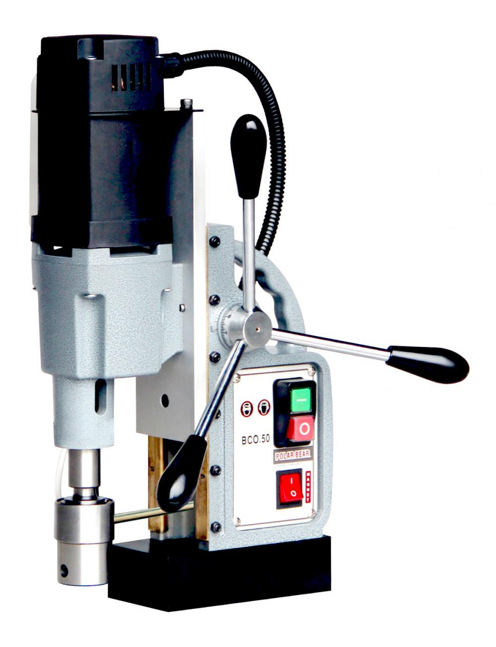Speed Control Magnetic Drill