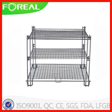 Nifty Home Products Non-Stick 3 Tier Cooling Rack