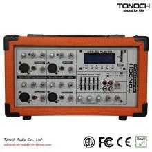 Rádio de 300 watts RMS de 4 canais