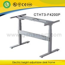 Heißer verkaufender ergonomischer höhenverstellbarer Büro-Schreibtisch oder Tabellen-Rahmen für Firma