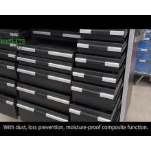Caja de herramientas de metal Caja de herramientas de almacenamiento de herramientas
