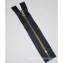 No 3.5 Brass Zipper