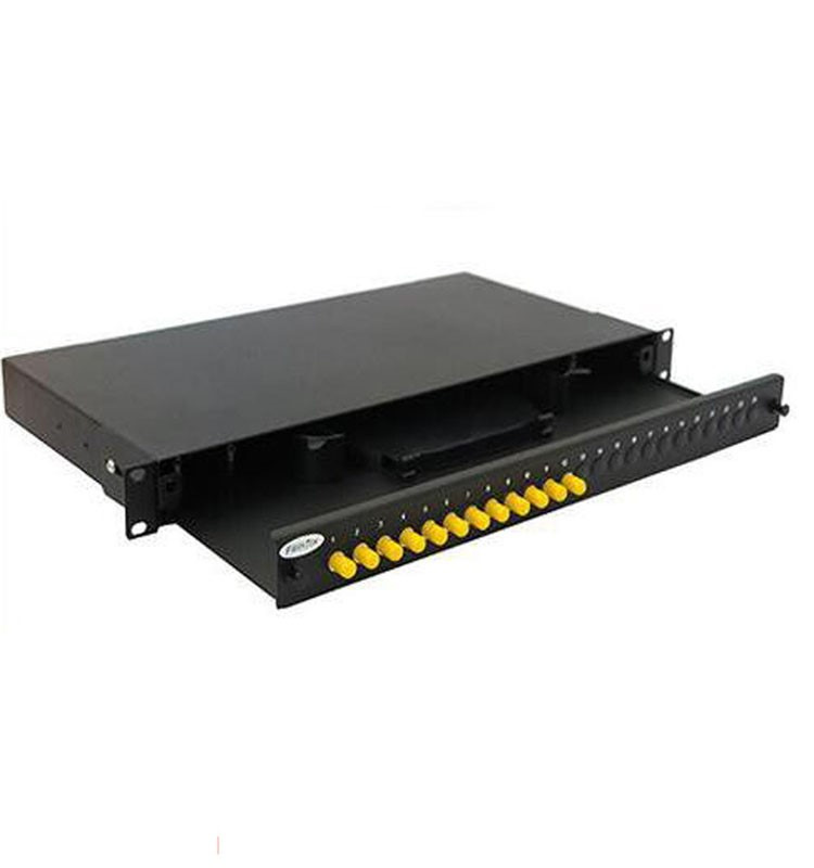 Din Rail Fiber Optic Patch Panel