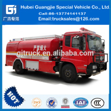 Dongfeng Tianjin oil truck Double Fuel Oil Flame-proof Delivery Tanker Truckfor sale