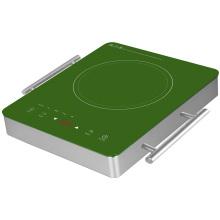 CE quente da venda, fogão infravermelho do controle do botão & do botão do sensor do CB, fogão radiante com corpo de alumínio