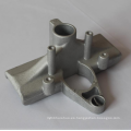 Cheap price investment casting anodized aluminum part