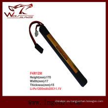Firefox 11.1V 1200mAh Lipo Li-Po Li-Polymer batería 20C