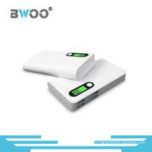 Bwoo Hot Selling Big Capacity Portable Powerbank with Display