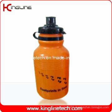 Plastic Sport Water Bottle, Plastic Sport Bottle, 400ml Plastic Drink Bottle (KL-6406)