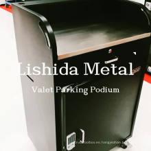 Fabricante chino de equipos de estacionamiento con valet con 150 llaves.