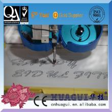 Mais rápido mão HUAGUI máquina de costura de Overlock para iniciantes