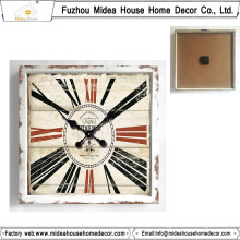 Rectangular Shape Wall Clock Wholesale