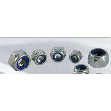 OEM for Wire Thread Insert Hexagon Locker Nuts supply to Uruguay Factory