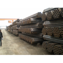 Welded ASTM A53 Grade B Round Steel Pipe