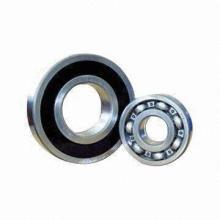 Cromo métricas rodamientos rígidos de bolas, de acero inoxidable, viene en tipo de la bola