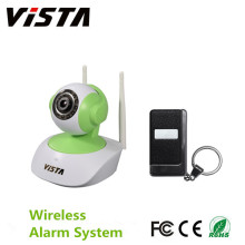 Wifi Alarm IP Camera With SOS Emergency Button for Elders