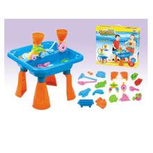 Пластмассовый комплект игрушки лета песка пляжа (H1336120)