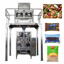 Bohnen Nüsse Einschichtige PE-Film-Verpackungsmaschine
