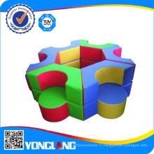 Aire de jeu souple en PVC pour bébé