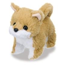Personalizados de diseño OEM perro realista felpa