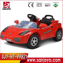 Los niños eléctricos teledirigidos 4CH conducen el coche plástico de la manera del coche de los cabritos en el coche HT-99821