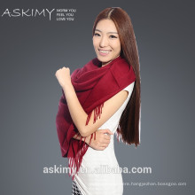 2015 new fashion red scarf