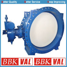 Butterfly Valve Double Flange Double Eccentric Butterfly Valve