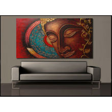 Acryl Buddha Malerei