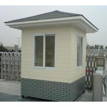 Portable Outdoor Light Steel Security Guard Booth