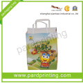 Cartoon Design Paper Gift Package Bag (QBB-175)