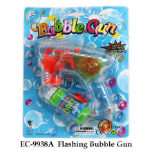 Funny Flashing Bubble Gun Toy