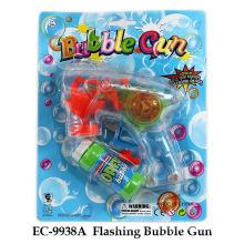 Brinquedo de arma de fogo intermitente divertido