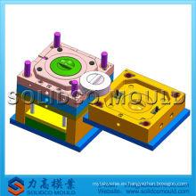 Molde plástico modificado para requisitos particulares de la jarra de la inyección, molde plástico de la taza