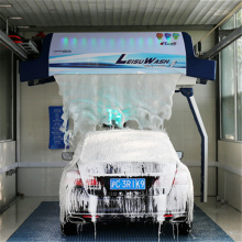 Leisuwash 360 machine de lavage de voiture sans contact automatique
