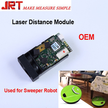 Smart Sweeper Robot Laser Distance Module