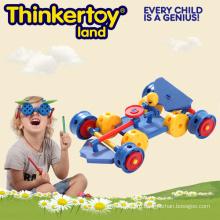 Красочные пластиковые блокировки игрушки для детей
